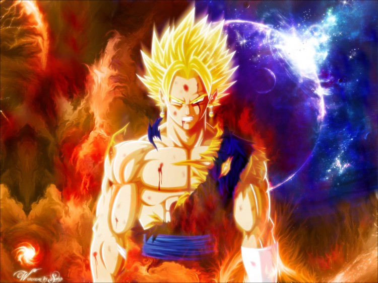 Wallpapers Manga Dragon Ball Z Going Berserk !