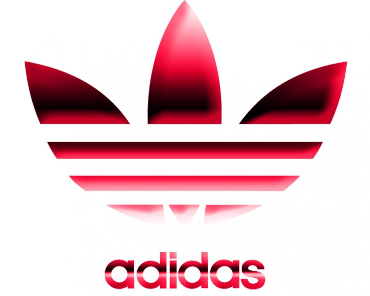 Wallpapers Brands - Advertising Adidas ADIDAS red