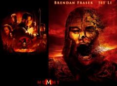 Wallpapers Movies La Momie 3 : la Tombe de l'Empereur Dragon