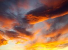 Fonds d'�cran Nature ciel varois