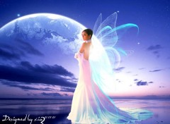 Wallpapers Fantasy and Science Fiction Magic Luna