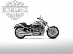 Fonds d'écran Motos Harley Davidson 02