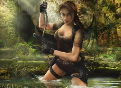Wallpapers Video Games Tomb Raider Legend