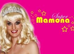 Fonds d'écran Humour Super Mamona 2