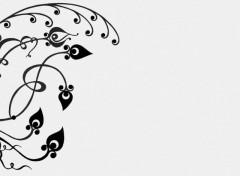 Fonds d'écran Art - Numérique flower