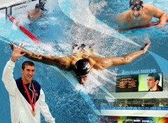 Wallpapers Sports - Leisures Michael PHELPS