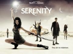 Fonds d'écran Cinéma Serenity
