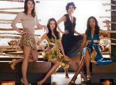 Fonds d'écran Séries TV Firefly's women