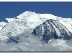 Wallpapers Trips : Europ Le Massif du Mont Blanc