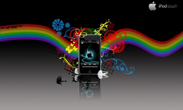 Fonds d'écran Informatique Apple ipod touch