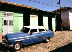 Wallpapers Trips : North America Havana road