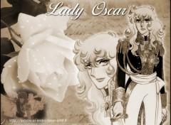 Fonds d'écran Manga Lady Oscar