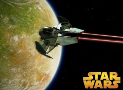 Wallpapers Movies Jedi Starfighter vert