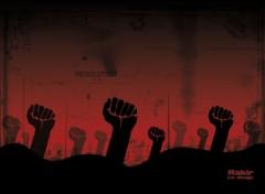 Fonds d'écran Art - Numérique revolution