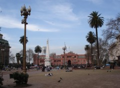 Wallpapers Trips : South America Plaza de Mayo