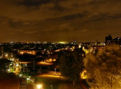 Fonds d'écran Voyages : Europe Islington & Emirates Stadium by Night