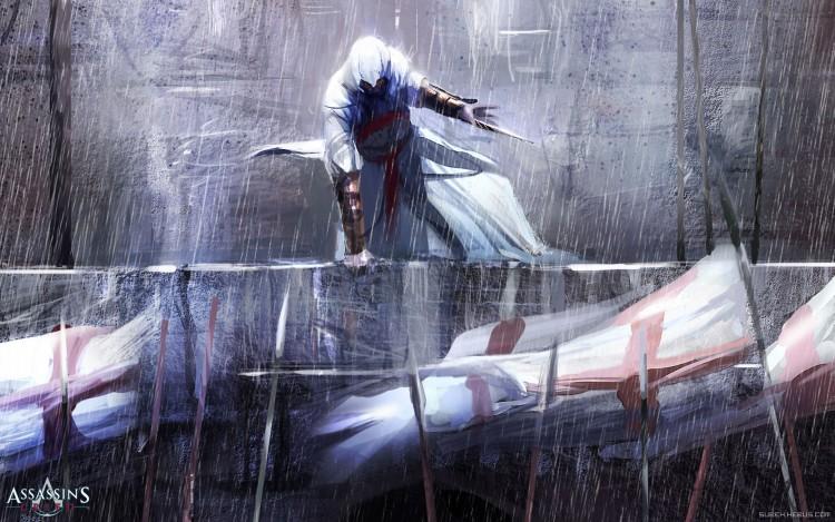 Fonds d'écran Jeux Vidéo Assassin's Creed Wallpaper N°212014