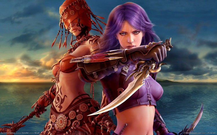 Wallpapers Video Games Guild Wars - Factions Guild Wars Factions
