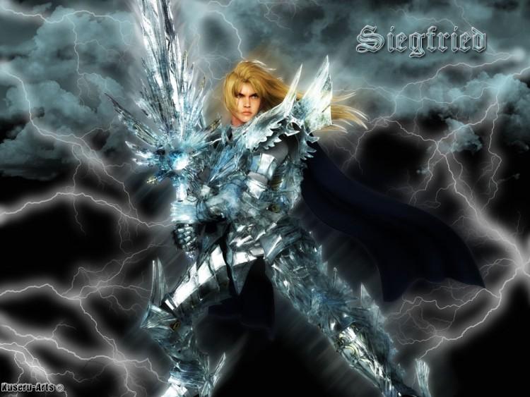 Soul calibur 4 siegfried