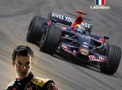 Fonds d'écran Sports - Loisirs Sebastien Bourdais