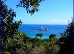 Wallpapers Trips : Europ plage de Palombaggia en Corse