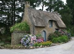 Fonds d'écran Constructions et architecture maison à Cahire ...dept Morbihan