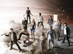 Fonds d'écran Séries TV Heroes
