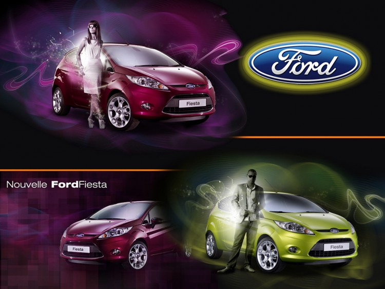 Wallpapers Cars Ford NOUVELLE FORD FIESTA