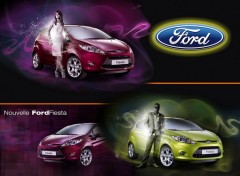 Wallpapers Cars NOUVELLE FORD FIESTA