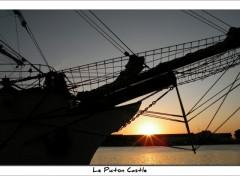 Wallpapers Boats Le Picton Castle