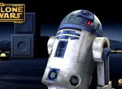 Wallpapers Cartoons R2-D2