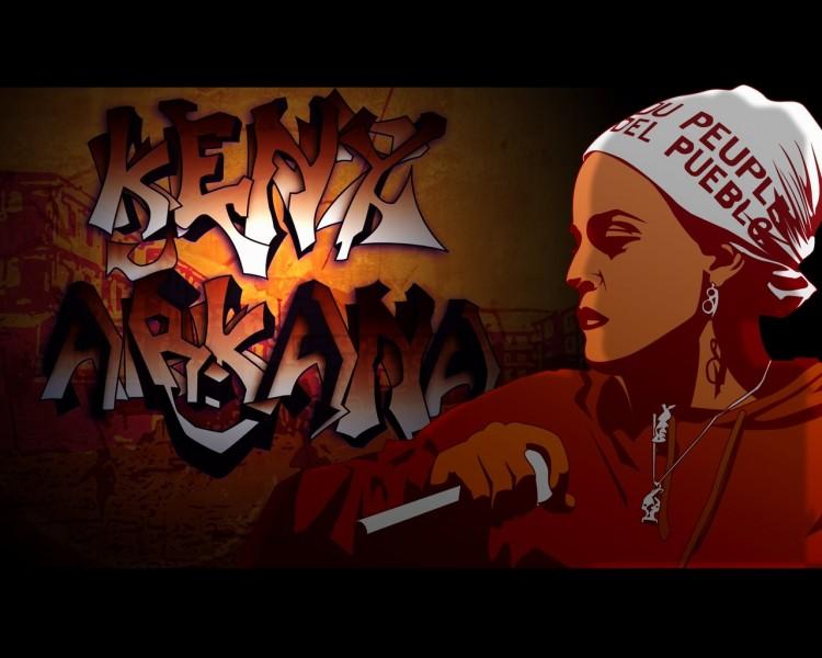Fonds d'écran Musique Divers Rap Keny Arkana