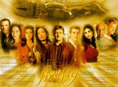 Fonds d'écran Séries TV Firefly's crew