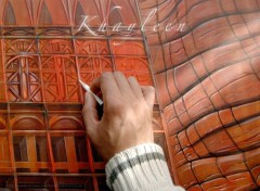 Wallpapers Art - Pencil Khayleen Roman Graphique