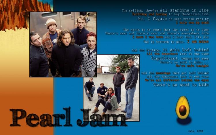 Pearl Jam Wallpaper. Wallpapers Music Pearl Jam