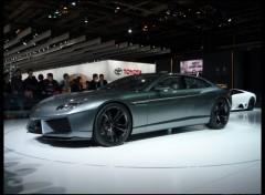 Fonds d'écran Voitures Lamborghini  Estoque