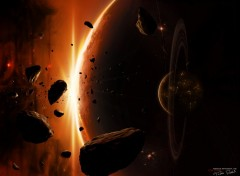 Wallpapers Digital Art Cor Tauri