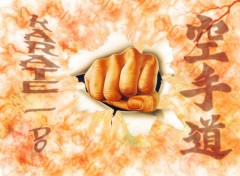 Wallpapers Sports - Leisures Wall Karate-Do