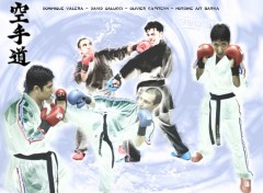 Wallpapers Sports - Leisures Wall Karate-Do-1024-768