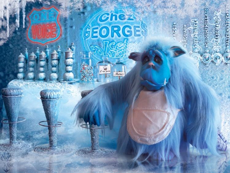 Fonds d'écran Humour Divers Chez Georges