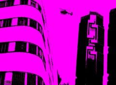 Fonds d'écran Art - Numérique Urban Traffic