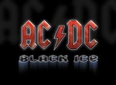 Fonds d'écran Musique AC/DC - Black Ice