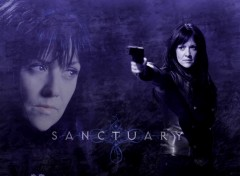 Fonds d'écran Séries TV Sanctuary