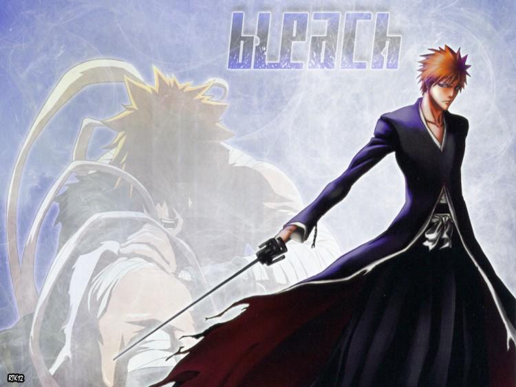 Fonds d'écran Manga Bleach Bleach - Kurosaki Ichigo Bankai