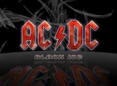Fonds d'écran Musique AC/DC Black Ice Uncover