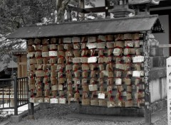 Fonds d'écran Voyages : Asie Temple Kiyomizu-dera