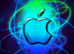 Fonds d'écran Informatique Apple rebirth