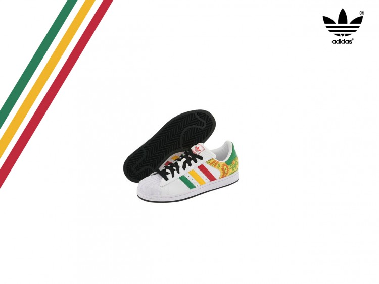 Wallpapers Brands - Advertising Adidas Adidas shoes