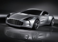 Fonds d'écran Voitures Aston Martin One 77