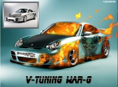 Wallpapers Cars v-tuning porche